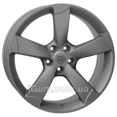 Диски WSP Italy Audi (W567) Giasone 8x17 5x112 ET39 DIA66,6 (matt gun metal)
