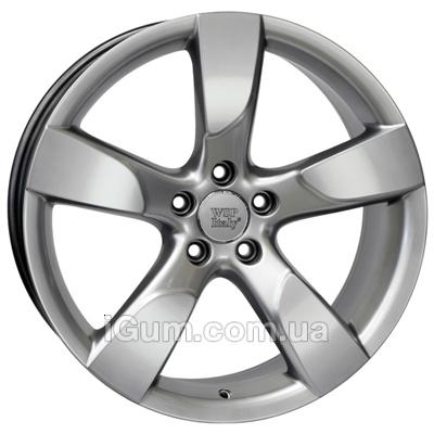 Диски WSP Italy Audi (W568) Vittoria 8,5x19 5x112 ET43 DIA66,6 (hyper silver)