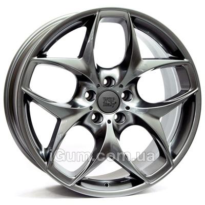 Диски WSP Italy BMW (W669) Holywood 10x19 5x120 ET45 DIA72,6 (dark silver)