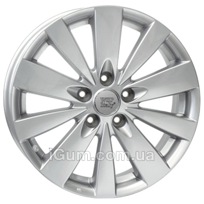 Диски WSP Italy Hyundai (W3904) Ravenna 6,5x17 5x114,3 ET46 DIA67,1 (silver)