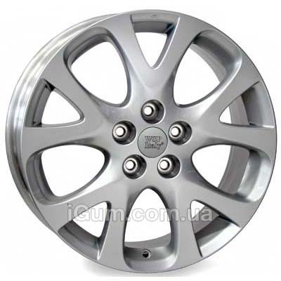 Диски WSP Italy Mazda (W1904) Hella 7x17 5x114,3 ET60 DIA67,1 (silver)
