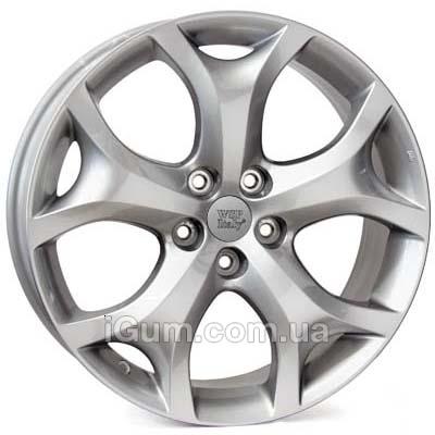 Диски WSP Italy Mazda (W1905) Seine 7,5x18 5x114,3 ET50 DIA67,1 (hyper silver)