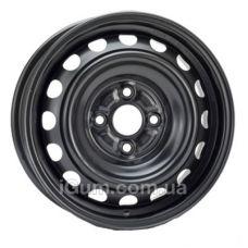 Диски R14 4x100 ALST (KFZ) 5975 Toyota 5x14 4x100 ET39 DIA54,1 (black)