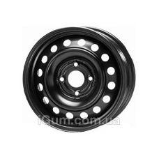 Диски R15 4x100 ALST (KFZ) 7715 Renault 6x15 4x100 ET43 DIA60,1 (black)