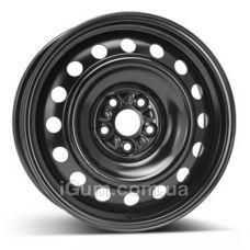 Диски R16 5x100 ALST (KFZ) 9737 Toyota 6x16 5x100 ET39 DIA54,1 (black)