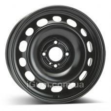 Диски R17 5x108 ALST (KFZ) 9937 Ford 7,5x17 5x108 ET52,5 DIA63,4 (black)