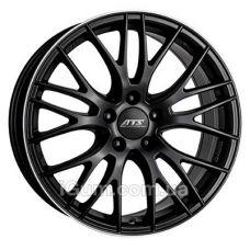 Диски R19 5x114,3 ATS Perfektion 9x19 5x114,3 ET42 DIA70,7 (racing black lip polished)