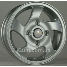 Шины Adora CV3501 5x13 4x114,3 ET45 DIA69,1 (silver)