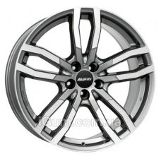 Диски R19 5x112 Alutec Drive 8,5x19 5x112 ET28 DIA66,6 (metal grey front polished)