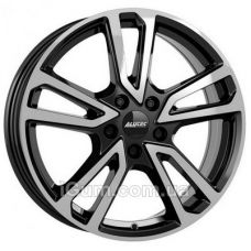 Диски R17 5x108 Alutec Tormenta 7x17 5x108 ET50 DIA63,4 (diamond black front polished)