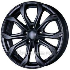 Диски R20 5x120 Alutec W10 9x20 5x120 ET43 DIA72,6 (racing black)