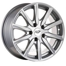 Диски R16 4x108 Angel Raptor 7x16 4x108 ET25 DIA65,1 (black)
