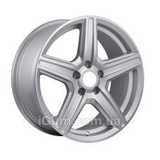 Диски R18 5x120 Angel Scorpio 8x18 5x120 ET40 DIA72,6 (silver)