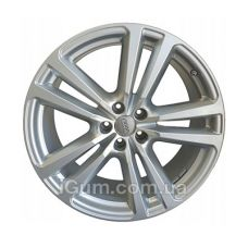 Диски Audi OEM 4M0601025G 8x20 5x112 ET28 DIA66,6 (silver)