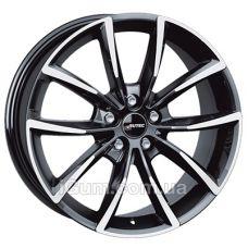 Диски R19 5x114,3 Autec Astana 8x19 5x114,3 ET42 DIA66,1 (black polished)