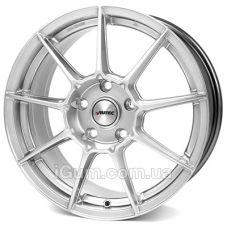 Диски R18 5x120 Autec Club Racing 8,5x18 5x120 ET30 DIA72,6 (hyper silver)