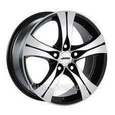 Диски R18 5x120 Autec Ethos 8x18 5x120 ET50 DIA65,1 (black polished)