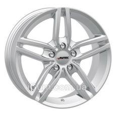 Диски R18 5x120 Autec Kitano 8x18 5x120 ET30 DIA72,6 (brilliant silver)
