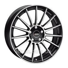 Диски R19 5x114,3 Autec Lamera 8x19 5x114,3 ET38 DIA70,1 (matt black polished)