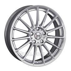 Диски R19 5x114,3 Autec Lamera 8x19 5x114,3 ET38 DIA70,1 (hyper silver)