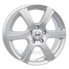 Диски Autec Polaric 6x15 5x114,3 ET39 DIA60,1 (brilliant silver)
