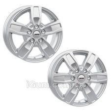 Диски R16 5x118 Autec Quantro 6,5x16 5x118 ET50 DIA71,1 (brilliant silver)