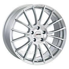 Диски Autec Veron 8x17 5x114,3 ET40 DIA70,1 (crystal silver)
