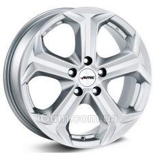 Диски Autec Xenos 7x17 5x115 ET45 DIA70,2 (brilliant silver)