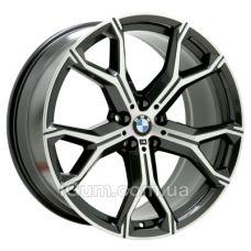 Диски BMW OEM 36118071998 9,5x21 5x112 ET37 DIA66,6 (anthracite polished)