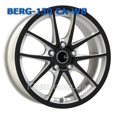 Диски Berg 130 6,5x15 5x114,3 ET40 DIA73,1 (CA-WB)