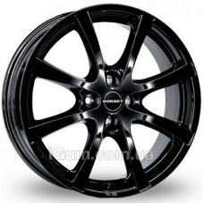 Диски R14 4x108 Borbet LV4 5,5x14 4x108 ET43 DIA63,4 (gloss black)