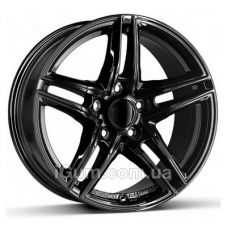 Диски Borbet XR 7,5x16 5x112 ET40 DIA66,6 (gloss black)