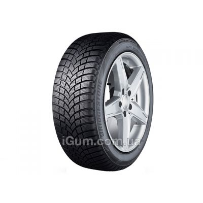 Шины Bridgestone Blizzak LM001-Evo 245/50 R18 100H Run Flat