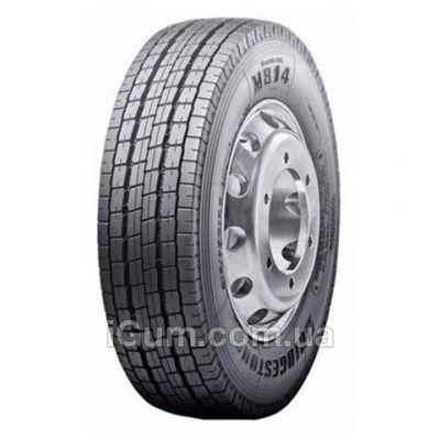 Шины Bridgestone M814 (рулевая)