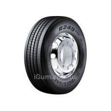 Шины 315/70 R22,5 в Днепре Bridgestone R249 Evo Ecopia (рулевая) 315/70 R22,5 156/150L