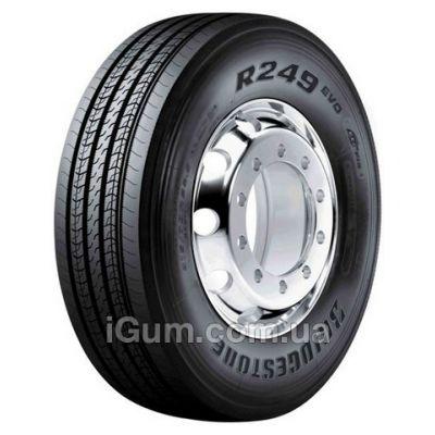 Шины Bridgestone R249 Evo Ecopia (рулевая) 315/70 R22,5 156/150L