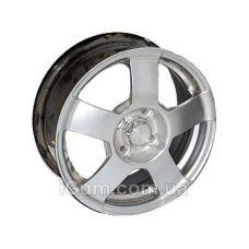 Диски CAM 324 6x14 4x98 ET38 DIA58,6 (silver)
