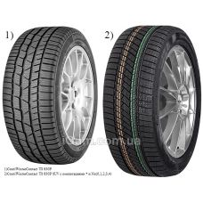Шины 295/40 R20 Continental ContiWinterContact TS 830P 295/40 ZR20 110W XL