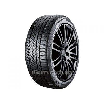Шины Continental ContiWinterContact TS 850P 225/60 R17 99H
