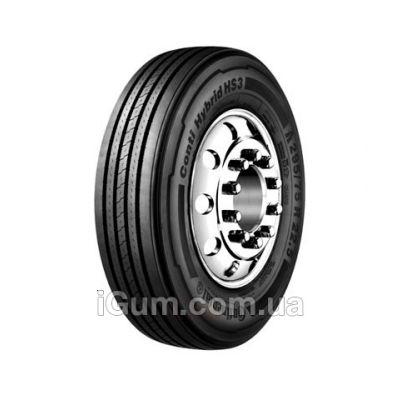 Шины Continental HS3 Eco-Plus (рулевая) 13 R22,5 156/150K