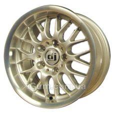 Диски R15 5x112 DJ 83 7x15 5x112 ET35 DIA72,6 (silver)