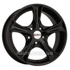 Диски R13 4x100 Disla Luxury 5,5x13 4x100 ET30 DIA67,1 (black)