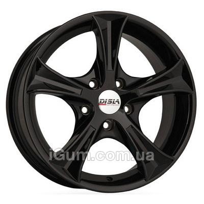Диски Disla Luxury 6x14 4x98 ET37 DIA67,1 (black)