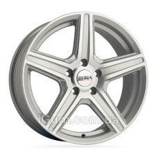 Диски R18 5x120 Disla Scorpio 8x18 5x120 ET35 DIA72,6 (silver)