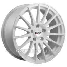 Диски R17 5x120 Disla Turismo 7,5x17 5x120 ET20 DIA72,6 (white)