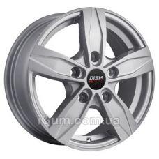 Диски R15 5x130 Disla Vanline 5 6,5x15 5x130 ET60 DIA84,1 (silver)
