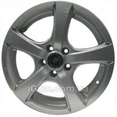 Диски R15 5x100 Evolution 512 6,5x15 5x100 ET35 DIA73,1 (silver)