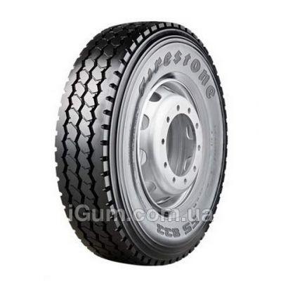 Шины Firestone FS833 (рулевая) 315/80 R22,5 156/150K