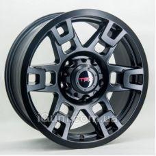 Диски GT 6046 7,5x17 5x139,7 ET17 DIA108,1 (matt black)