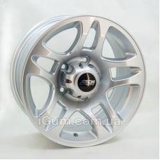 Диски R16 5x139,7 GT 6947 7x16 5x139,7 ET0 DIA108,1 (silver)
